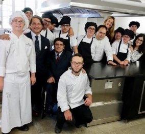 Ισπανία: Αστέρι Michelin θα κερδίσει ένα ιδιαίτερο εστιατόριο – Όλοι οι υπάλληλοι του είναι άνθρωποι με ειδικές ανάγκες - Κυρίως Φωτογραφία - Gallery - Video