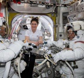 Είδηση επιστημονικής φαντασίας: Οι γυναίκες αστροναύτες θα κάνουν παιδιά στο διάστημα, χωρίς  φυσική παρουσία ανδρών - Κυρίως Φωτογραφία - Gallery - Video