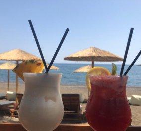 Ανακαλύψαμε το Hammock beach bar στο Πήλι της Βόρειας Εύβοιας: Ο παράδεισος της καλοκαιρινής Ελλάδας σε ένα μέρος - Κυρίως Φωτογραφία - Gallery - Video