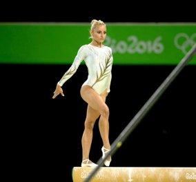 Τόσο απλό! Η πρωταθλήτρια Βασιλική Μιλλούση, μας δείχνει πως με ένα λαστιχάκι, τα πόδια μας γίνονται καλλίγραμμα (βίντεο)  - Κυρίως Φωτογραφία - Gallery - Video
