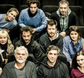 Οι Νεφέλες του Αριστοφάνη στην Επίδαυρο & σε όλη την Ελλάδα - Σε σκηνοθεσία Δημήτρη Καραντζά - Κυρίως Φωτογραφία - Gallery - Video