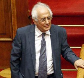 Επίσημα σε προεκλογική περίοδο η Ελλάδα - Ο Αντώνης Ρουπακιώτης υπηρεσιακός υπουργός εσωτερικών - Κυβερνητικός εκπρόσωπος ο Κρέτσος  - Κυρίως Φωτογραφία - Gallery - Video