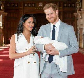 Αυτός είναι ο Archie, o γιος της Meghan και του πρίγκιπα Χάρι - Η πρώτη φωτό του μωρού - Κυρίως Φωτογραφία - Gallery - Video