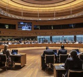 Σκληρή γλώσσα της Ε.Ε. προς την Τουρκία - Πλήρως αλληλέγγυοι οι 28 στην Κύπρο - Θα παρθούν μέτρα  - Κυρίως Φωτογραφία - Gallery - Video
