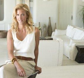 Θέμις Ζουγανέλη - Κανελοπούλου: H νέα συλλογή αέρινων μάξι φορεμάτων & τα μαντήλια της καλλονής Ελληνίδας σχεδιάστριας  (φωτό) - Κυρίως Φωτογραφία - Gallery - Video