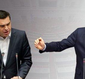 Εθνικές εκλογές- Νέα δημοσκόπηση της Pulse : ΝΔ 31,5-36,5% - ΣΥΡΙΖΑ 22,5-27,5% (φώτο) - Κυρίως Φωτογραφία - Gallery - Video
