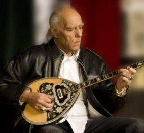 Πέθανε ο Στέλιος Βαμβακάρης - Γιος του σπουδαίου συνθέτη του ρεμπέτικου Μάρκου Βαμβακάρη  - Κυρίως Φωτογραφία - Gallery - Video