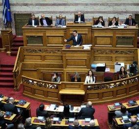 Ποιες είναι οι υπουργικές τροπολογίες στον Ποινικό Κώδικα και τον Κώδικα Ποινικής Δικονομίας που κατατέθηκαν στη Βουλή - Κυρίως Φωτογραφία - Gallery - Video