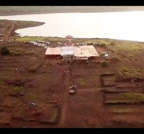 Εσείς το ξέρατε; Υπάρχει χωριό στην Ινδία που εμφανίζεται μια φορά τον χρόνο! (φωτό & βίντεο) - Κυρίως Φωτογραφία - Gallery - Video