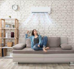 Ο Σπύρος Σούλης μας προτείνει 10 τρόπους να δροσιστούμε στο σπίτι χωρίς κλιματιστικό! - Κυρίως Φωτογραφία - Gallery - Video