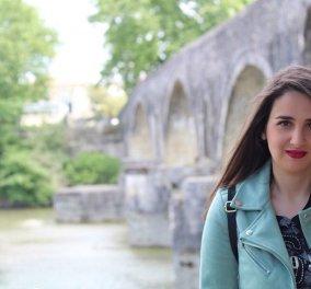 Η υποψήφια με το ΚΙΝΑΛ, Ρένια Ζαρκαδούλα, στο eirinika: Στόχος μας το διψήφιο ποσοστό - Μεγάλες οι ευθύνες ΝΔ & ΣΥΡΙΖΑ - Κυρίως Φωτογραφία - Gallery - Video