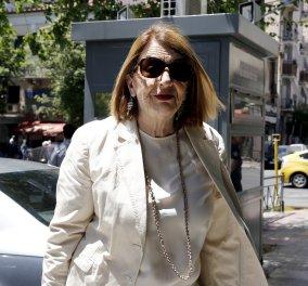Τασία Χριστοδουλοπούλου: ΄΄Ζητώ συγγνώμη, δεν θα είμαι υποψήφια στις εκλογές'' - Κυρίως Φωτογραφία - Gallery - Video