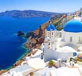 Βίντεο ημέρας: Μία απολαυστική πτήση πάνω από τα νησιά της Ελλάδας μας - Κυρίως Φωτογραφία - Gallery - Video
