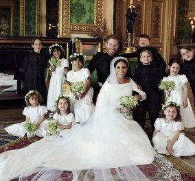Aυτά είναι τα πιο εντυπωσιακά νυφικά που φόρεσαν διάσημες του Hollywood & Πριγκίπισσες - Θα μείνουν σίγουρα στην ιστορία (φωτό) - Κυρίως Φωτογραφία - Gallery - Video