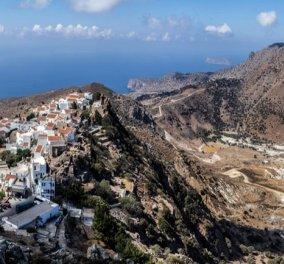 Βίντεο ημέρας: Νίσυρος, ένας από τους κρυμμένους θησαυρούς του Αιγαίου - Κυρίως Φωτογραφία - Gallery - Video