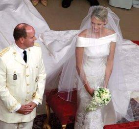Παραμυθένιος γάμος του πρίγκιπα Αλβέρτου και της Σαρλίν - Υπέροχες φωτό με αφορμή την 8η επέτειο των γάμων τους  - Κυρίως Φωτογραφία - Gallery - Video