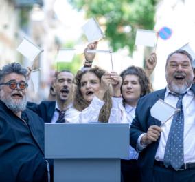 """""""Εκκλησιάζουσες - Μια λαϊκή οπερέτα"""" σε μουσική Σταμάτη Κραουνάκη στο Ηρώδειο  - Κυρίως Φωτογραφία - Gallery - Video"""