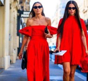 """Εβδομάδα υψηλής ραπτικής: Οι δρόμοι του Παρισιού έγιναν πασαρέλα - 70 υπέροχες """"street style"""" εμφανίσεις για να επιλέξετε αυτή που σας αρέσει (φώτο) - Κυρίως Φωτογραφία - Gallery - Video"""