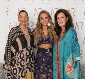 Η Μαρίνα Ραφαήλ παρουσίασε τις εντυπωσιακές τσάντες της στην Enny Monaco Boutique στη Μύκονο - Μια βραδιά με λάμψη, φινέτσα & εκλεκτούς καλεσμένους  (φώτο) - Κυρίως Φωτογραφία - Gallery - Video