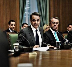 Βίντεο: Κυριάκος Μητσοτάκης – Αυτές είναι οι 12 προτεραιότητες της νέας κυβέρνησης - Κυρίως Φωτογραφία - Gallery - Video