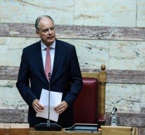 Με ρεκόρ ψήφων εξελέγη ο Νέος Πρόεδρος της Βουλής: 283 ψήφους έλαβε ο Κωνσταντίνος Τασούλας, περισσότερες από τη Ζωή Κωνσταντοπούλου (φωτό) - Κυρίως Φωτογραφία - Gallery - Video