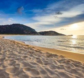 Βοϊδοκοιλιά: Απίθανη αμμουδερή παραλία σε μία ανεπανάληπτη φωτογραφική λήψη - Ξεχάστε μας εκεί! - Κυρίως Φωτογραφία - Gallery - Video