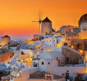 Σαντορίνη: Το πιο μαγικό ηλιοβασίλεμα στο πιο μαγικό τοπίο - Η φωτογραφία της ημέρας - Κυρίως Φωτογραφία - Gallery - Video