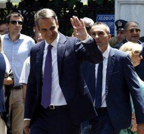 Το πρώτο υπουργικό σήμερα στις 11 – Τι θα ζητήσει ο Κυριάκος Μητσοτάκης από τους Υπουργούς του; - Κυρίως Φωτογραφία - Gallery - Video