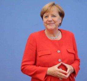 Δημοσκόπηση για την υγεία της Μέρκελ - Οι Γερμανοί πιστεύουν ότι είναι εντελώς δικό της θέμα - Κυρίως Φωτογραφία - Gallery - Video