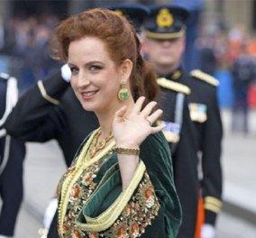 Σκιάθος: Η πριγκίπισσα Λάλα Σάλμα & ο διάδοχος του Μαρόκου κάνουν διακοπές στο νησί (φώτο) - Κυρίως Φωτογραφία - Gallery - Video