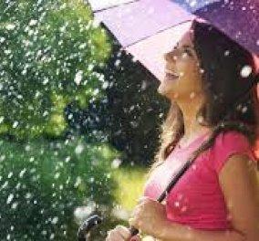 Καιρός: Έρχονται βροχές και καταιγίδες - Που θα σημειωθούν;  - Κυρίως Φωτογραφία - Gallery - Video