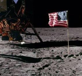Αφιέρωμα στην COSMOTE TV: 50 χρόνια από το πρώτο βήμα του ανθρώπου στη Σελήνη - Κυρίως Φωτογραφία - Gallery - Video