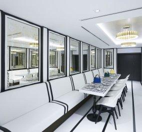 """Ο οίκος Fendi έκανε """"απόβαση"""" στο Λονδίνο - """"Παράδεισος των Instagramers"""" το σούπερ στιλάτο Fendi Caffe στα  Harrods (φώτο)  - Κυρίως Φωτογραφία - Gallery - Video"""
