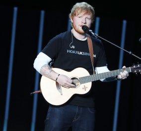 Ed Sheeran: Κρατάω μόνο 4 από τους φίλους μου – Έγινα τόσο διάσημος, δεν το αντέχω ψυχολογικά (φωτό) - Κυρίως Φωτογραφία - Gallery - Video