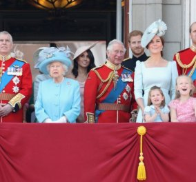 7 φορές που η βασιλική οικογένεια στο Ηνωμένο Βασίλειο έσπασε το πρωτόκολλο - Κυρίως Φωτογραφία - Gallery - Video