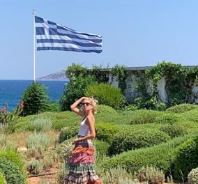 Ο Πρίγκιπας Παύλος και η Μαρί Σαντάλ γιορτάζουν την κόρη τους Ολυμπία με αγαπημένες τους φωτό – Η ''Ελληνική'' που ξεχώρισε - Κυρίως Φωτογραφία - Gallery - Video