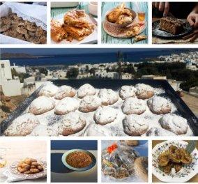 Η Αργυρώ Μπαρμπαρίγου μας παρασύρει σε ένα ταξίδι σε αρώματα & γεύσεις - Μας παρουσιάζει τα παραδοσιακά γλυκά της Πάρου  - Κυρίως Φωτογραφία - Gallery - Video