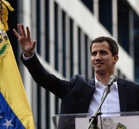 ΥΠΕΞ: Η Ελλάδα αναγνωρίζει τον Γκουαϊδό ως μεταβατικό πρόεδρο της Βενεζουέλας - Κυρίως Φωτογραφία - Gallery - Video