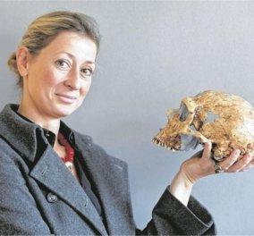 Δύο κορυφαίες Ελληνίδες επιστήμονες ανακάλυψαν ένα φόνο που έγινε πριν από 33.000 χρόνια - Το θύμα βρήκε βίαιο θάνατο (φώτο) - Κυρίως Φωτογραφία - Gallery - Video