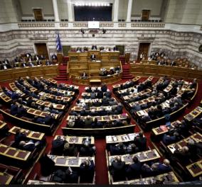 LIVE: Η ορκωμοσία των 300 βουλευτών - Ανοίγει σήμερα η Βουλή - Κυρίως Φωτογραφία - Gallery - Video