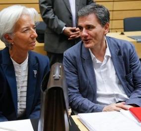 CNBC: Και ο Ευκλ Τσακαλώτος υποψήφιος Γενικός Διευθυντής του ΔΝΤ - Κυρίως Φωτογραφία - Gallery - Video