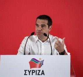 """Ο Αλέξης Τσίπρας ρίχνει τα βέλη του στην κυβέρνηση, λέγοντας: """"Τα μεγάλα συμφέροντα αναλαμβάνουν τα υπουργεία που τους ενδιαφέρουν"""" (βίντεο) - Κυρίως Φωτογραφία - Gallery - Video"""