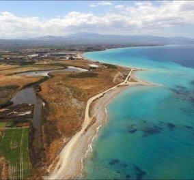 Βίντεο ημέρας: Η Αρχαία Κορινθία όπως δεν την έχετε ξαναδεί, από ψηλά σε μοναδικά πλάνα - Κυρίως Φωτογραφία - Gallery - Video