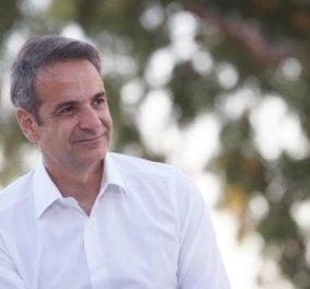Μητσοτάκης στον Παπαδάκη: Έχω έτοιμη την σύνθεση της νέας Κυβέρνησης -  Στις εκλογές διακυβεύεται η ισχυρή εντολή (βίντεο) - Κυρίως Φωτογραφία - Gallery - Video
