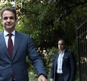 Η νέα κυβέρνηση του Κυριάκου Μητσοτάκη με 51 υπουργούς - υφυπουργούς - 21 τεχνοκράτες - 5 γυναίκες - Κυρίως Φωτογραφία - Gallery - Video