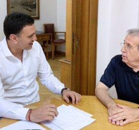 """Π. Μπεχράκης: Ο άνθρωπος που θα """"σώσει"""" τους καπνιστές - Επικεφαλής της εκστρατείας για να κοπεί επιτέλους το κάπνισμα στους δημόσιους χώρους (φωτό-βίντεο)  - Κυρίως Φωτογραφία - Gallery - Video"""