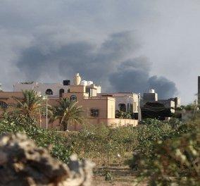 Λιβύη: Πέντε γιατροί σκοτώθηκαν ύστερα από αεροπορική επίθεση σε νοσοκομειακή μονάδα  - Κυρίως Φωτογραφία - Gallery - Video