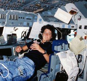 Τopwoman:  Τζοάν Μόργκαν, η  πρώτη γυναίκα που μπήκε στον Πύργο ελέγχου της NASA - ''Θέλω να γεράσω στον Άρη'' - Κυρίως Φωτογραφία - Gallery - Video