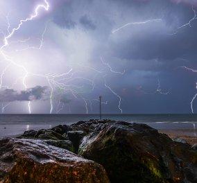 """Καιρός: Έκτακτο δελτίο από την ΕΜΥ - Έρχεται ο """"Αντίνοος"""" με βροχές & χαλάζι - Που θα """"χτυπήσει"""" (φώτο)  - Κυρίως Φωτογραφία - Gallery - Video"""