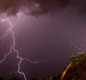 """Που πήγε το καλοκαίρι; - Έρχεται την Τρίτη η κακοκαιρία """"Αντίνοος"""" - Ισχυρές καταιγίδες, θυελλώδεις άνεμοι & χαλάζι (φώτο-βίντεο)  - Κυρίως Φωτογραφία - Gallery - Video"""